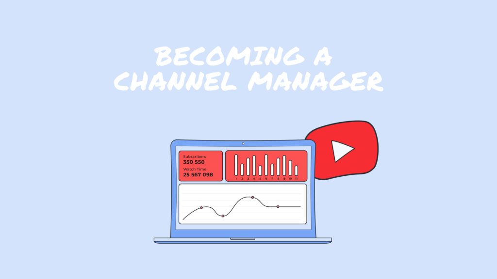Cover-Becoming a channel manager