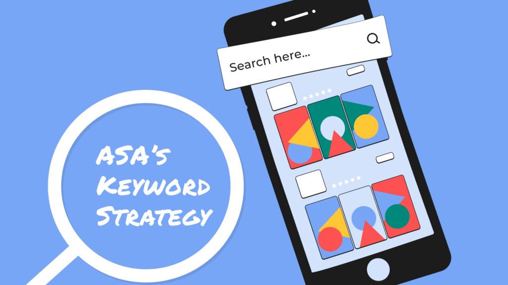 ASA Build Keywords list